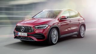 Αυτοκίνητο: Η δεύτερη γενιά της επιτυχημένης Mercedes GLA ψήλωσε και ξεκινά από τα 1.330 κυβικά
