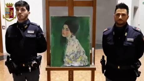 Κλεμμένος πίνακας του Κλιμτ βρέθηκε τυχαία από εργάτη – Αμύθητη η αξία του