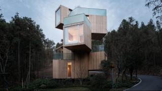 Κομψοτεχνήματα στη μέση του… πουθενά: Οχτώ σπίτια χτισμένα σε απίστευτα σημεία