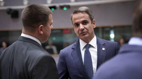 Μητσοτάκης στη Σύνοδο Κορυφής: Η ΕΕ υψώνει διπλωματικά τείχη απέναντι στην Τουρκία