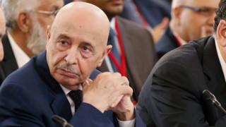 Σε εξέλιξη η συνάντηση Τασούλα με τον πρόεδρο της λιβυκής Βουλής