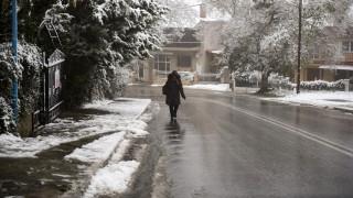 Καιρός: Βροχές, καταιγίδες και χιόνια σήμερα