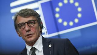 Πρόεδρος Ευρωβουλής: Η ΕΕ πρέπει να γίνει κλιματικά ουδέτερη έως το 2050