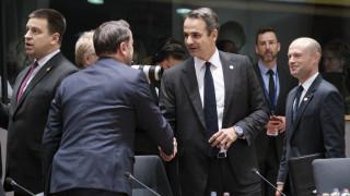 Μητσοτάκης: Η πρόταση της ΕΕ για την κλιματική αλλαγή είναι σημαντική και φιλόδοξη