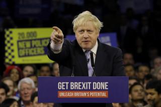Εκλογές στη Βρετανία - exit poll: Αυτοδυναμία Μπόρις Τζόνσον, oριστικά Brexit