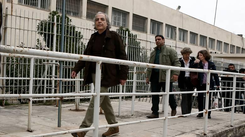 Στο Συμβούλιο Πλημμελειοδικών Βόλου προσφεύγει ο Κουφοντίνας για την χορήγηση άδειας