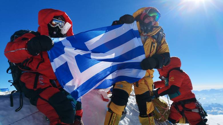 Χριστίνα Φλαμπούρη: Μια ανάσα πριν την ολοκλήρωση του 7 Summits