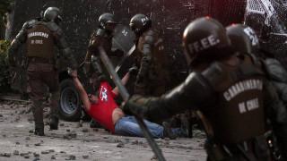 ΟΗΕ: Η Χιλή να ασκήσει διώξεις για την κρατική βία εναντίον διαδηλωτών