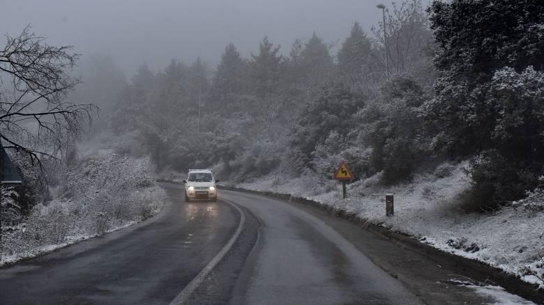Καιρός: Θα «σαρώσει» τη χώρα το Σάββατο ο «Ετεοκλής» με βροχές και χιόνια