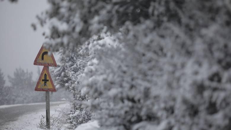 Κακοκαιρία «Ετεοκλής»: Πού αναμένονται καταιγίδες και χιόνια