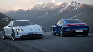 Απογοητευτική η ηλεκτρική Porsche Taycan σε ό,τι αφορά την αυτονομία της