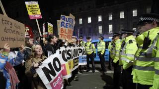 Λονδίνο: «Δεν είναι ο πρωθυπουργός μου» - Πορεία διαδηλωτών κατά του Τζόνσον