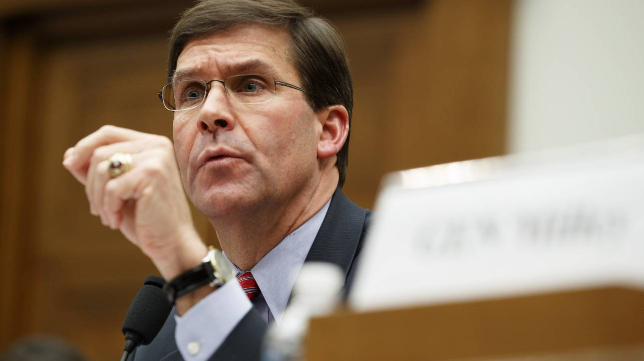 Υπουργός Άμυνας ΗΠΑ: Υπάρχουν «παράσιτα» στους κόλπους του ΝΑΤΟ
