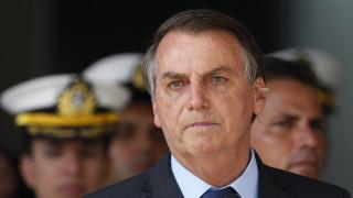 Βραζιλία: Ο Μπολσονάρου θεωρεί πως ήταν «θέλημα Θεού» να γίνει πρόεδρος
