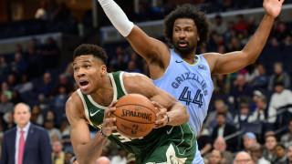 NBA: Ο Αντετοκούνμπο... αγρίεψε και δάμασε τους Γκρίζλις!