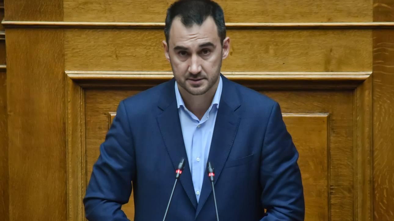 Χαρίτσης για τουρκική προκλητικότητα: Αντί πανηγυρισμών, ο Μητσοτάκης οφείλει να πάρει πρωτοβουλίες