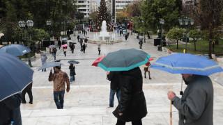 «Ετεοκλής»: Αρκετή βροχή στην Αττική - Πότε αναμένεται βελτίωση του καιρού