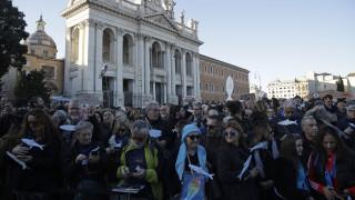 Ιταλία: Σε νέα κινητοποίηση το «Κίνημα της σαρδέλας»