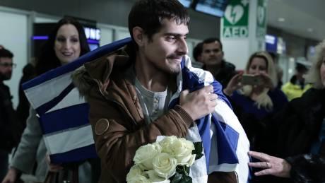 Στην Ελλάδα έφτασε ο 20χρονος ναυτικός που απήχθη στο Τόγκο