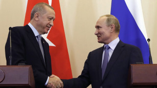 Bloomberg: Τουρκία και Ρωσία ετοιμάζουν συμφωνία για τη συμπαραγωγή πυραύλων (pics)