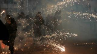 Λίβανος: Δεκάδες τραυματίες σε μια ακόμη νύχτα ταραχών στην Βηρυτό