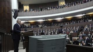 Στην τουρκική Εθνοσυνέλευση στρατιωτική συμφωνία με τη Λιβύη