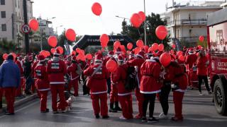 Κυκλοφοριακές ρυθμίσεις: Ποιοι δρόμοι είναι κλειστοί λόγω του «6ου Santa Run Athens»