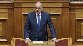 Δένδιας: Η Τουρκία δεν θα παρασύρει την Ελλάδα σε επίπεδο Bαλκάνιου καυγατζή