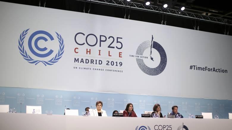 Σύνοδος ΟΗΕ για το κλίμα: Συμβιβαστική συμφωνία μετά από μαραθώνιες συζητήσεις