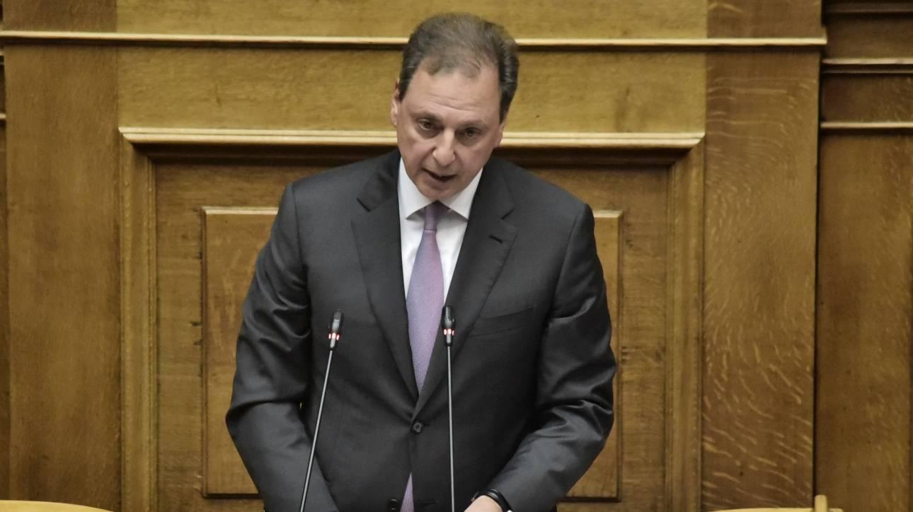 Βουλή: ΝΔ και ΚΙΝΑΛ ζητούν εθνική ενότητα με φόντο τη συμφωνία του Ελσίνκι