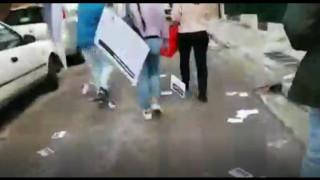 Τρεις προσαγωγές για τα τρικάκια έξω από το σπίτι του πρύτανη της ΑΣΟΕΕ