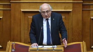 Αμανατίδης κατά κυβέρνησης: «Ρέκβιεμ» των προεκλογικών υποσχέσεων της ΝΔ ο Προϋπολογισμός