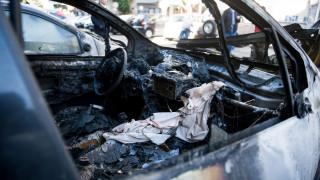 Εμπρηστικές επιθέσεις και στη Θεσσαλονίκη