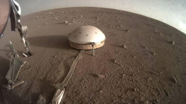 Στον Άρη σημειώνονται δύο σεισμοί τη μέρα – Τι ανακάλυψε το InSight της NASA