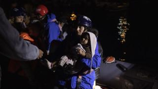 Άφιξη 157 αιτούντων άσυλο και διάσωση 86 μεταναστών το τελευταίο 24ωρο
