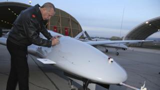 Κύπρος: Έφτασαν στα κατεχόμενα τα τουρκικά drones