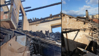 Φωτιά στην Κέρκυρα: Σοβαρά προβλήματα στα μάτια υπέστη η μητέρα - ηρωίδα