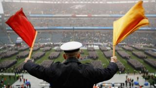 Σάλος στις ΗΠΑ από ρατσιστική χειρονομία στρατιωτικών και ναυτικών δοκίμων