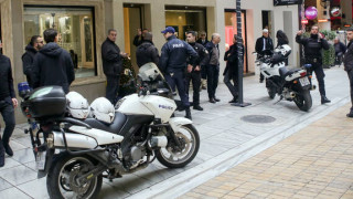 Συνελήφθη ο ληστής που είχε αρπάξει ρολόγια αξίας 440.000 ευρώ από τη Βουκουρεστίου