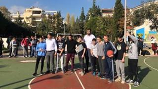 «Το σχολείο που θες»: ΟΝΝΕΔ, Αυγενάκης και μαθητές για τη βελτίωση της αθλητικής παιδείας