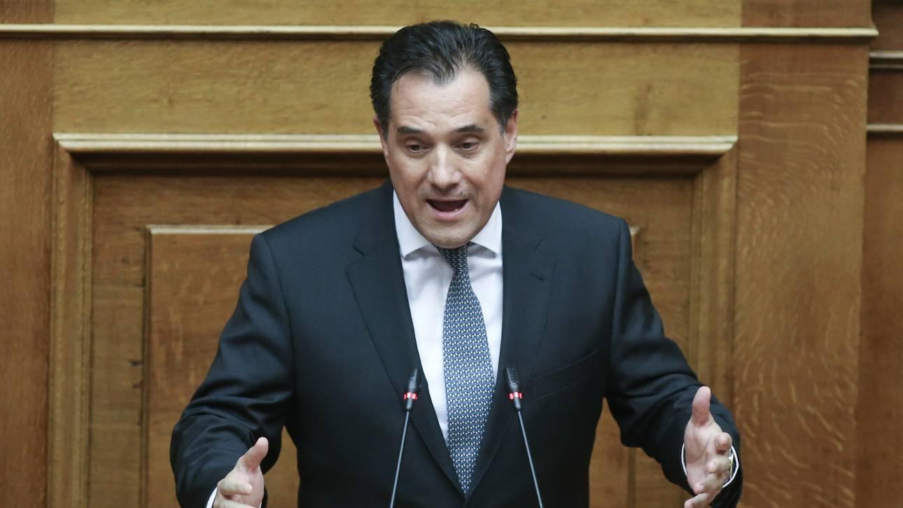 Γεωργιάδης για Ελληνικό: Η επένδυση παραμένει εντός χρονοδιαγράμματος