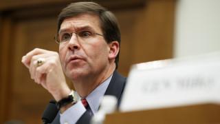 Υπουργός Άμυνας ΗΠΑ: Θέλω να κατανοήσω τις δηλώσεις Ερντογάν περί Ιντζιρλίκ