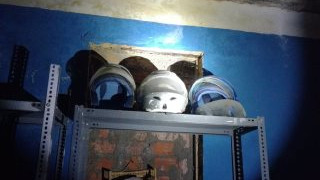 Νέα επιχείρηση εκκένωσης κατειλημμένου κτηρίου στο Μαρούσι