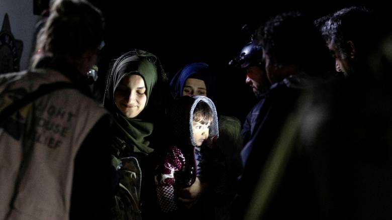 Διάσωση 136 μεταναστών και προσφύγων σε 24 ώρες
