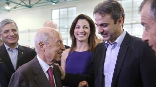 Πολιτικές κόντρες για Σημίτη: Η υστεροφημία, η Φώφη και οι «ψίθυροι» για την προεδρία