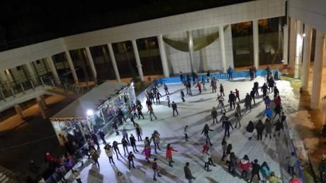 Χριστούγεννα 2019 στο Μέγαρο: Μουσική, φώτα και πατινάζ