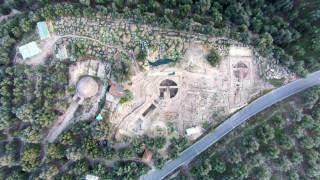 Πύλος: Στο «φως» δύο αρχαίοι θολωτοί τάφοι