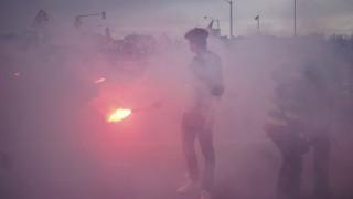 Δακρυγόνα και βόμβες μολότοφ στο Παρίσι: Επεισόδια μεταξύ αστυνομίας - διαδηλωτών