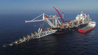 ΗΠΑ: «Ναι» του Κογκρέσου σε κυρώσεις για τον ρωσικό αγωγό Nord Stream 2