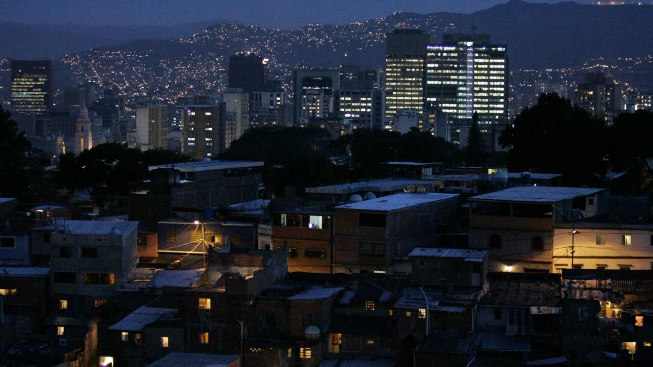Ο χριστουγεννιάτικος στολισμός διχάζει τη Βενεζουέλα